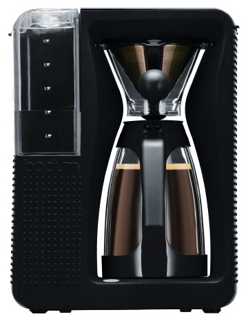 bodum bistro coffee maker manual