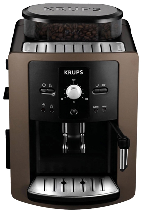 Coffee maker, espresso machine Krups EA8019 Espresseria Automatic - description, specifications ...